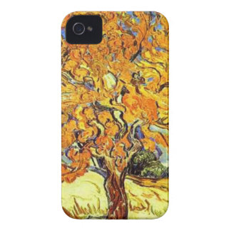 The Mulberry Tree, Vincent Van Gogh Case-Mate iPhone 4 Cases