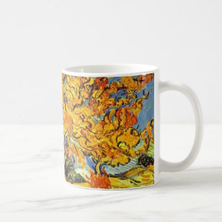 The Mulberry Tree, Vincent Van Gogh Coffee Mug