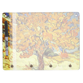 The Mulberry Tree, Vincent van Gogh. Dry Erase Whiteboard