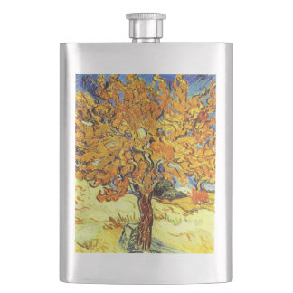 The Mulberry Tree, Vincent van Gogh Flask
