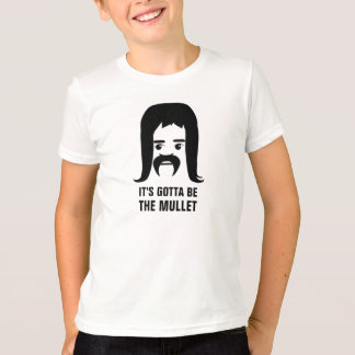 The Mullet Tshirt