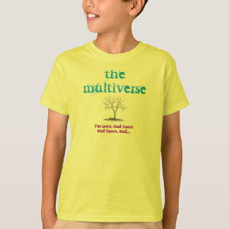 the multiverse t shirts