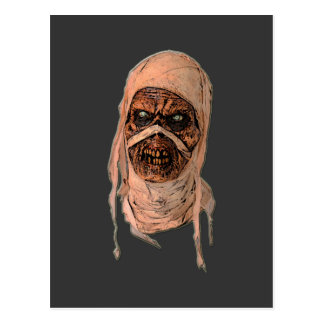 The Mummy Post Cards
