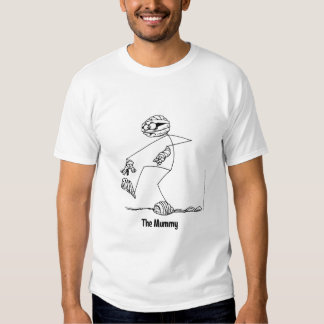 The Mummy Tee Shirts