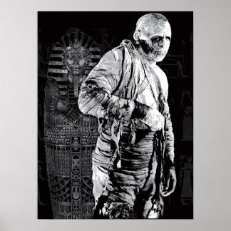 The Mummy Walks! Poster