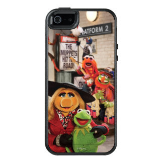 The Muppets Most Wanted Hits the Road! OtterBox iPhone 5/5s/SE Case