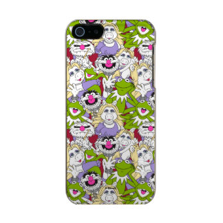 The Muppets | Oversized Pattern Incipio Feather® Shine iPhone 5 Case