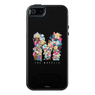 The Muppets | The Muppets Monogram OtterBox iPhone 5/5s/SE Case