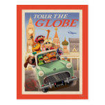 The Muppets Tour the Globe