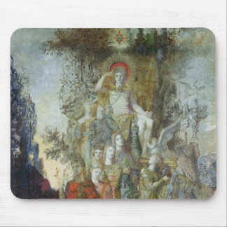 The Muses Mouse Pad