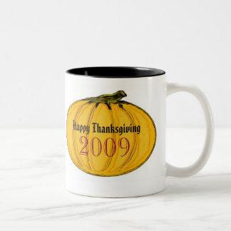The MUSEUM Artist Series by jGibney Thanksgiving Coffee Mugs