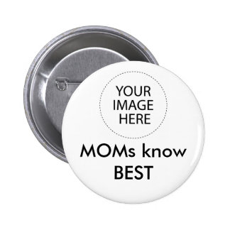 The MUSEUM Artist Series gibsphotoart MOMs know Be 6 Cm Round Badge