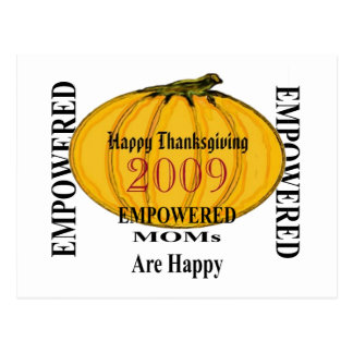 The MUSEUM Artist Series jGibney Happy 2009Empowed Postcard