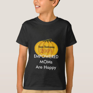 The MUSEUM Artist Series jGibney Happy 2009Empowed T-Shirt