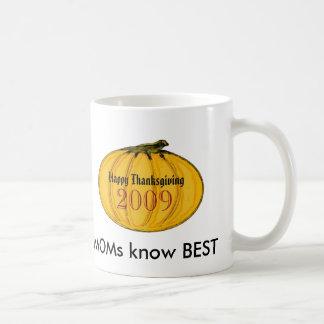 The MUSEUM Artist Series jGibney MOMS pumpkin7 Coffee Mugs