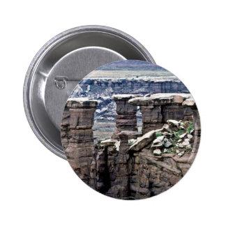 The Mushrooms - Canyonlands National Park Pinback Button