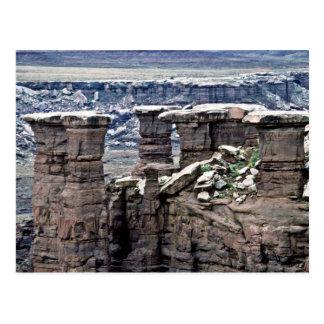 The Mushrooms - Canyonlands National Park Post Card