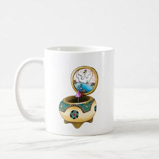 The Music Box Coffee Mug
