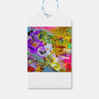 The music can express everything and say nothing. gift tags