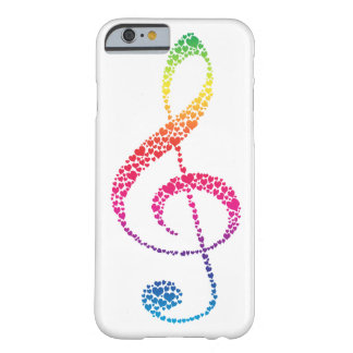 The Music in My Heart Phone Case