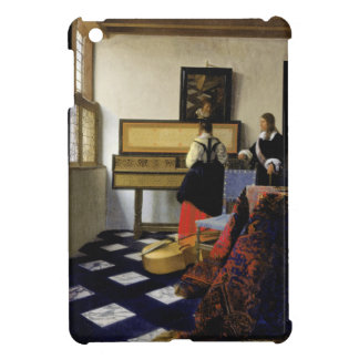 The Music Lesson by Johannes Vermeer Case For The iPad Mini