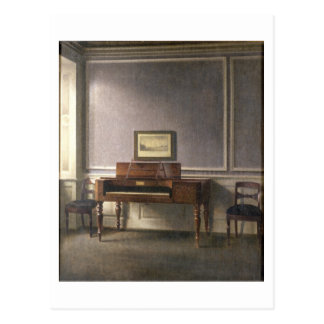 The Music Room Post Card
