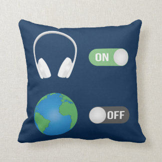 The Music Switch Cushion