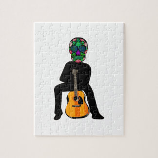 The Musician Jigsaw Puzzle