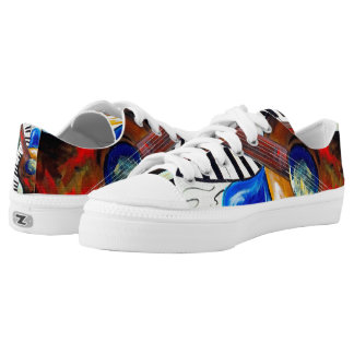 The Musician Low Tops