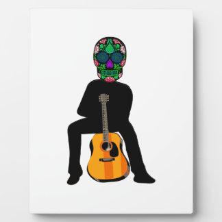 The Musician Plaque