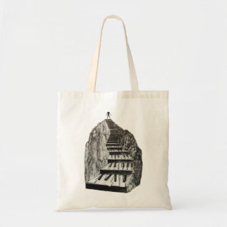The Musician's Way 1 Budget Tote Bag