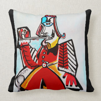 THE MUSKETEER CUSHION