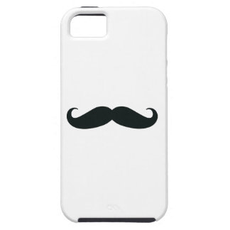 The Mustache Design Tough iPhone 5 Case