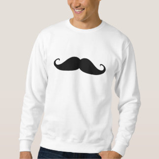 The Mustache Sweatshirt