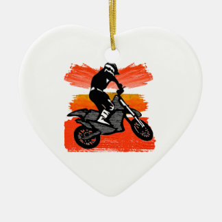 THE MX FIX CERAMIC ORNAMENT