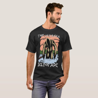 The Myakka Skunk Ape T-Shirt