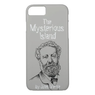 The Mysterious Island by Jules Verne iPhone 8/7 Case