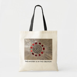 The Mystery is in the Creation (Tote Bag) Tote Bag