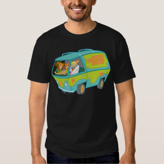 The Mystery Machine Shot 12 T-shirts