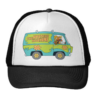 The Mystery Machine Shot 13 Hats