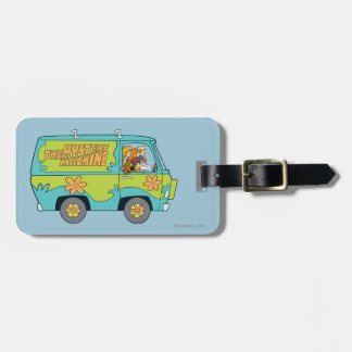 The Mystery Machine Shot 13 Luggage Tag