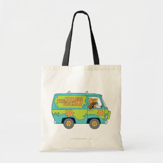 The Mystery Machine Shot 13 Tote Bag