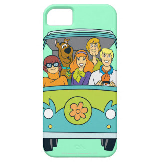 The Mystery Machine Shot 16 iPhone 5 Case