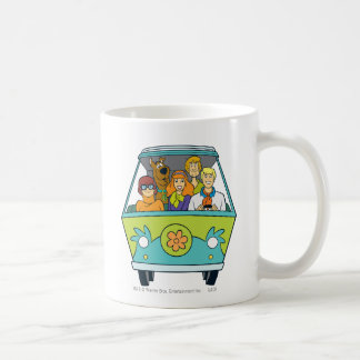The Mystery Machine Shot 16 Mug