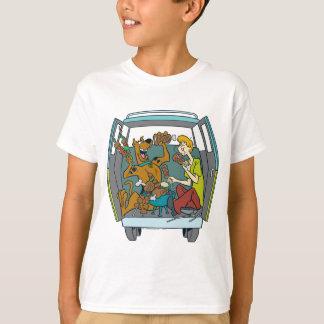 The Mystery Machine Shot 17 T-Shirt