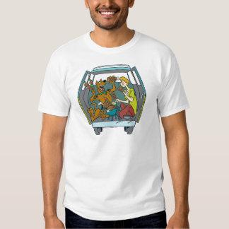 The Mystery Machine Shot 17 T Shirts