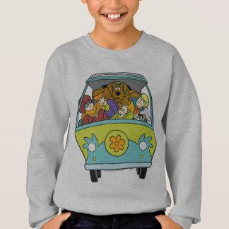 The Mystery Machine Shot 18 Sweatshirt
