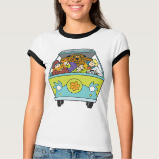 The Mystery Machine Shot 18 T-Shirt