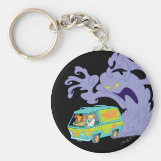 The Mystery Machine Shot 20 Key Ring