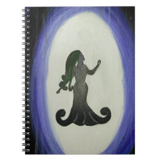 """The Mystery"" Mug Notebook"